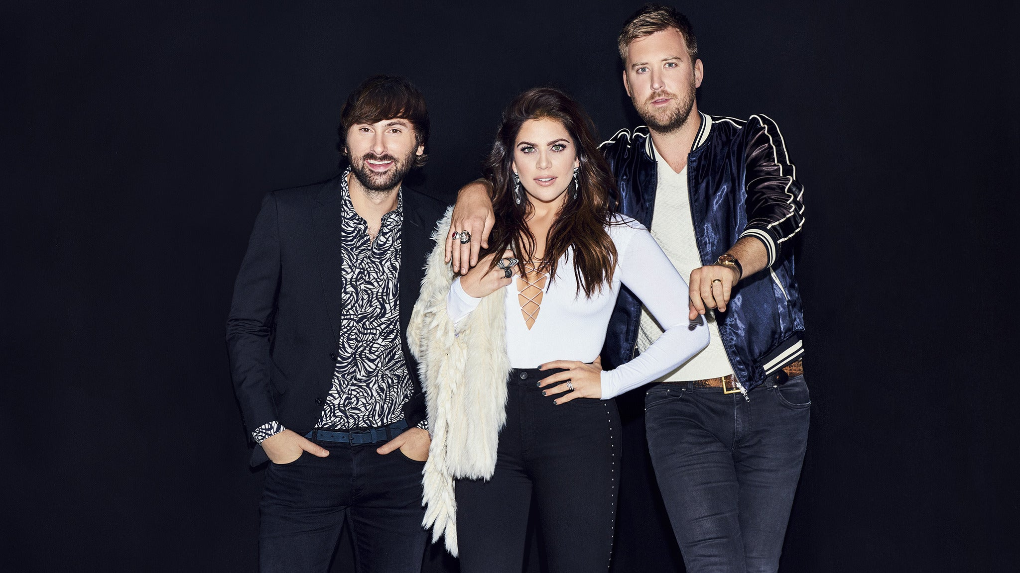 An Evening with Lady Antebellum