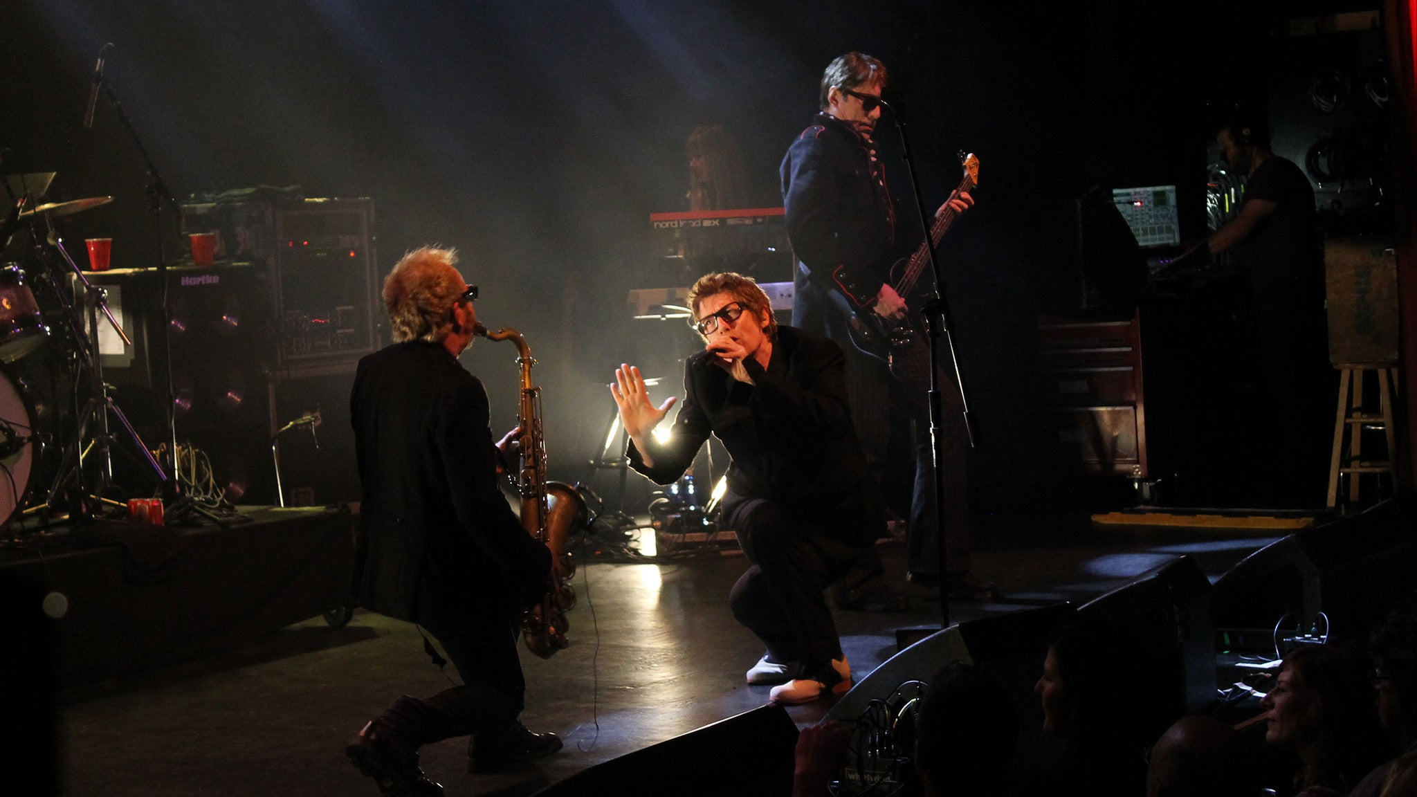 The Psychedelic Furs and James at Greek Theatre