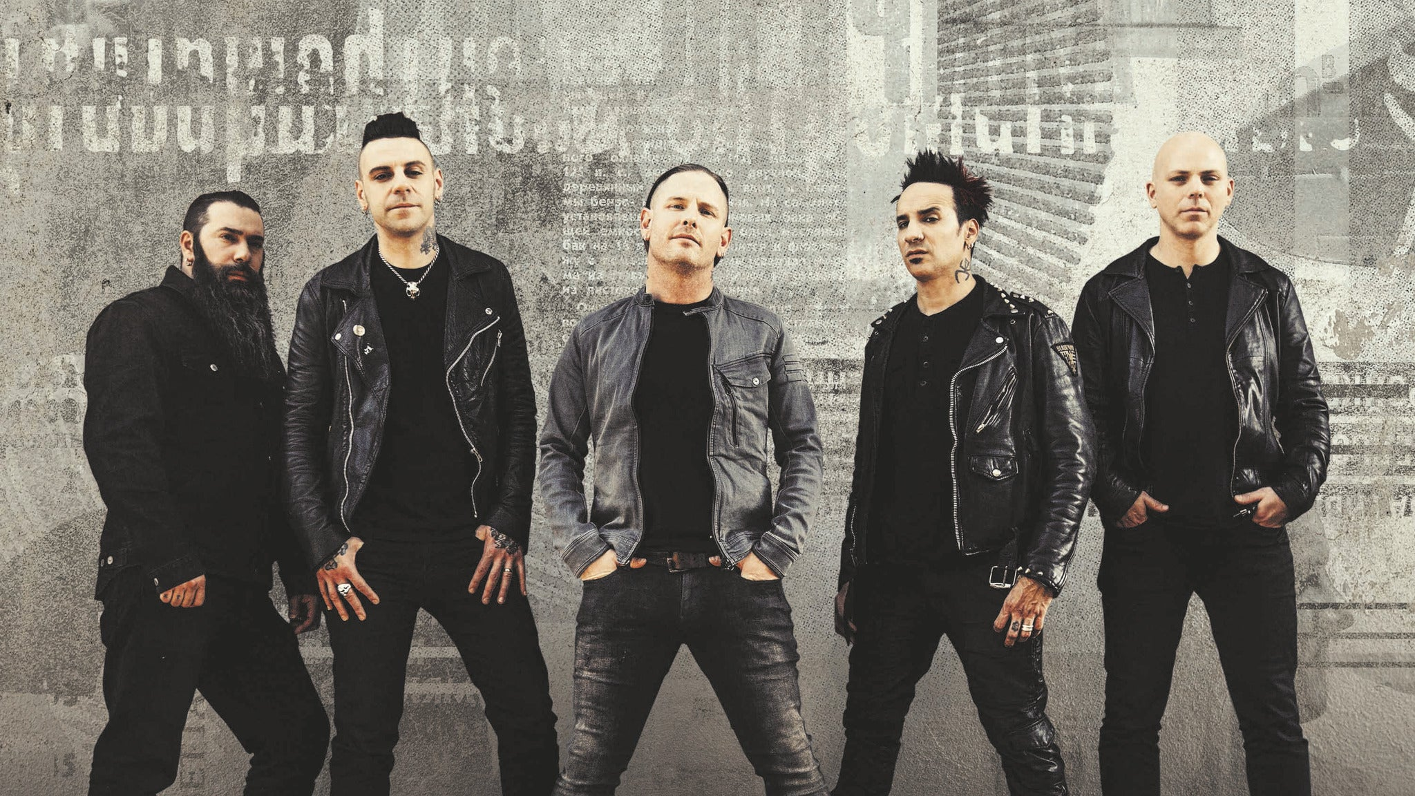 Stone Sour - Upgrade VIP Packages at Shoreline Amphitheatre