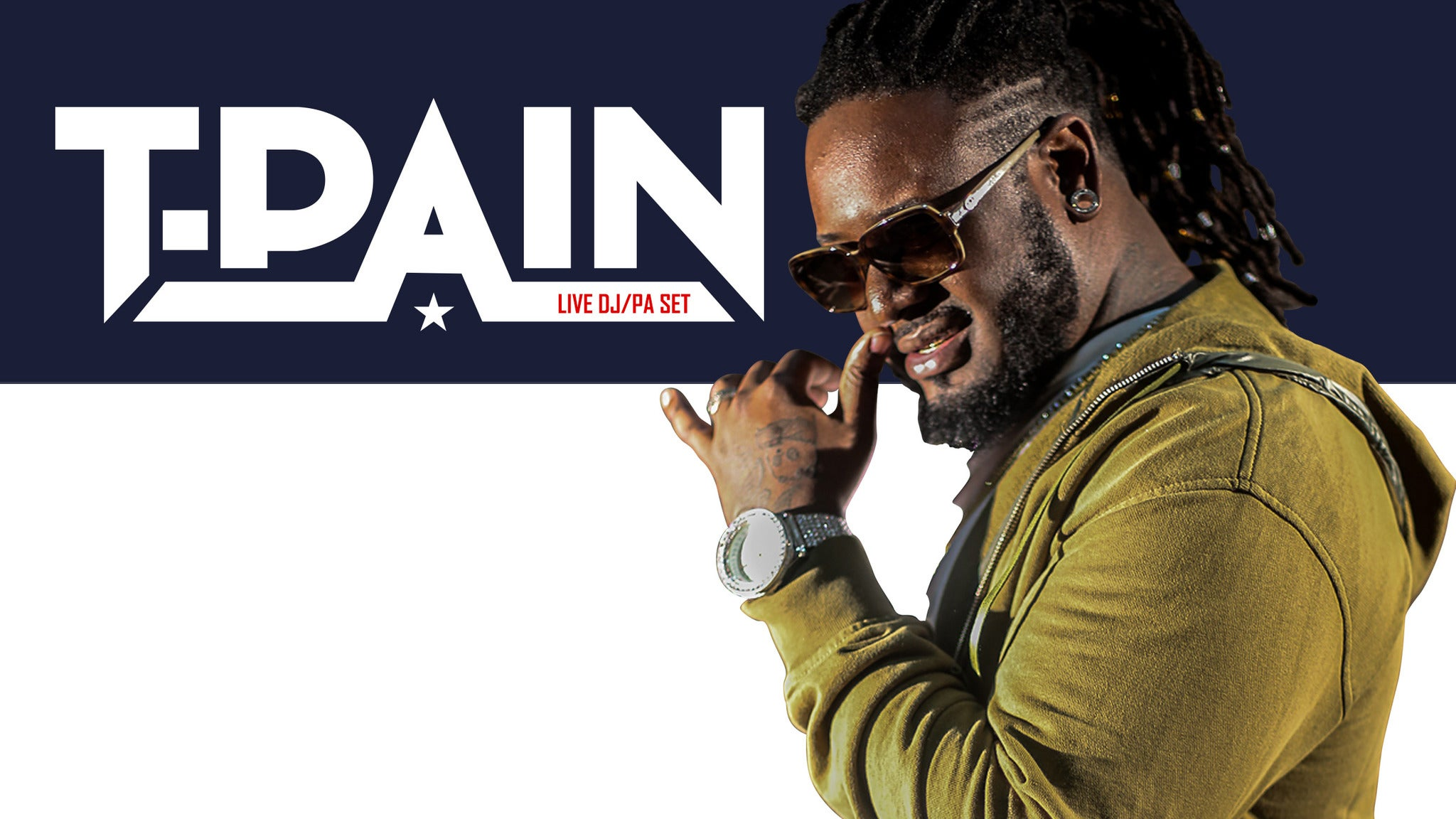 T-Pain, Ying Yang Twins, and Mims ! @ Stanfest Concert