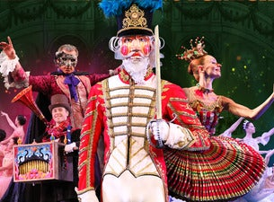 Moscow Ballet's Great Russian Nutcracker : The Dove Of Peace Tour