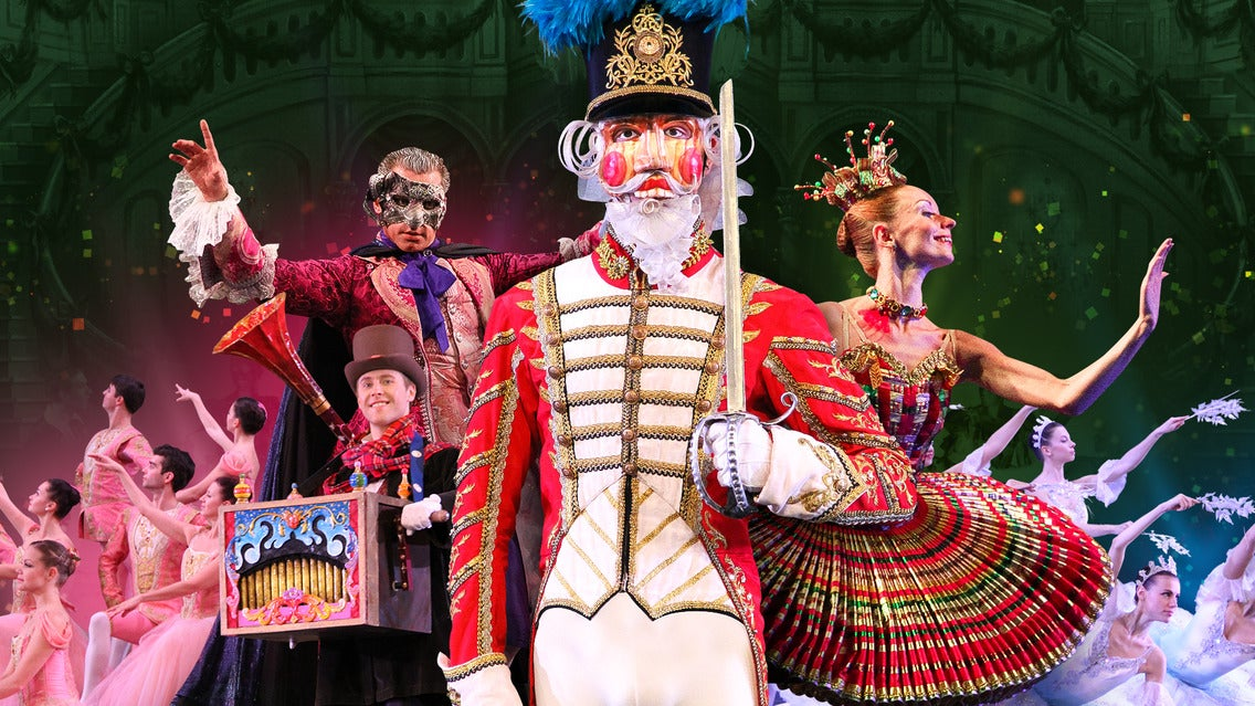 SORRY, THIS EVENT IS NO LONGER ACTIVE<br>Moscow Ballet's Great Russian Nutcracker - San Diego, CA 92101