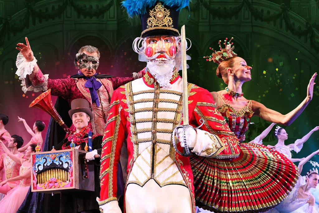 Moscow Ballet's Great Russian Nutcracker | Brooklyn, NY | Kings Theatre Brooklyn | December 9, 2017