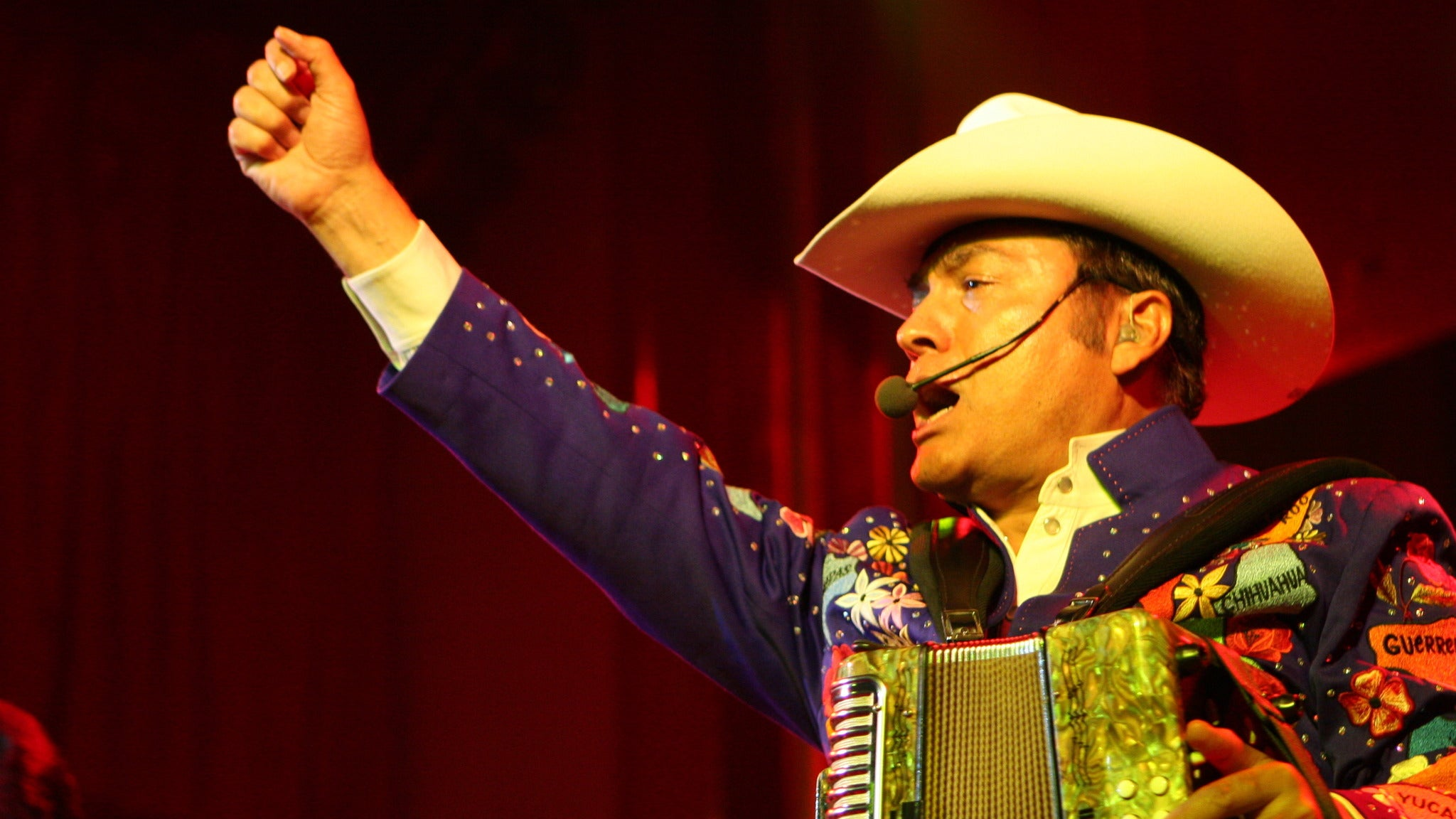 Los Tigres del Norte at Mountain Winery