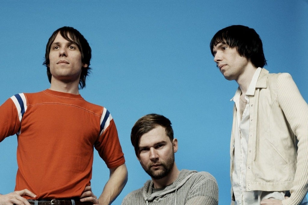 The Cribs tickets (Copyright © Ticketmaster)