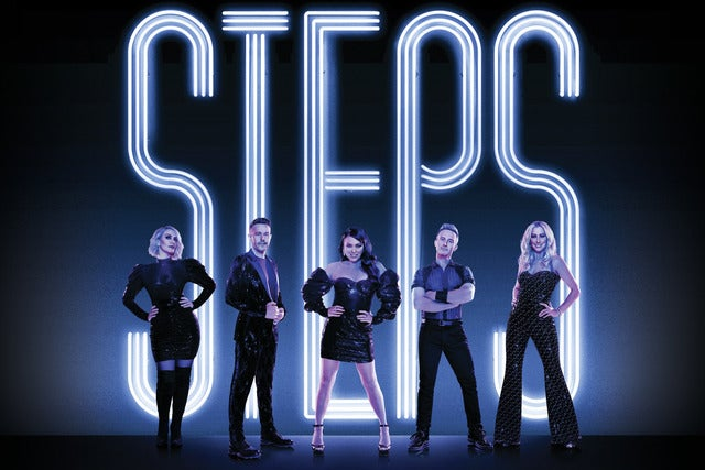 Steps - What the Future Holds Tour