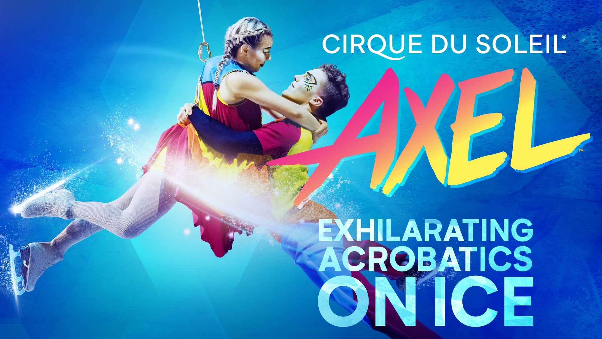 Cirque du Soleil: Axel at Mechanics Bank Arena