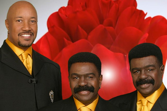 The Whispers, Stephanie Mills, And Lenny Williams
