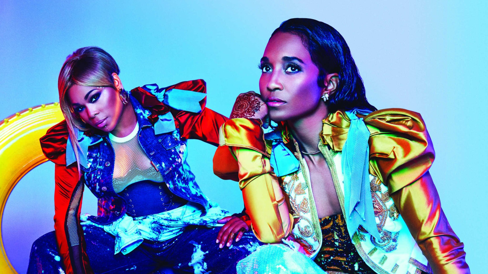 Rnb Rewind with TLC, Keith Sweat & Jodeci at Toyota Arena
