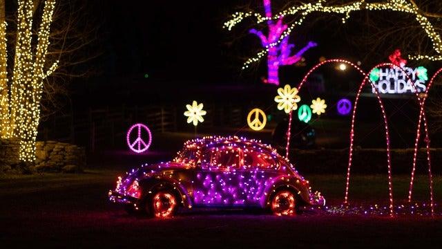 Peace, Love & Lights