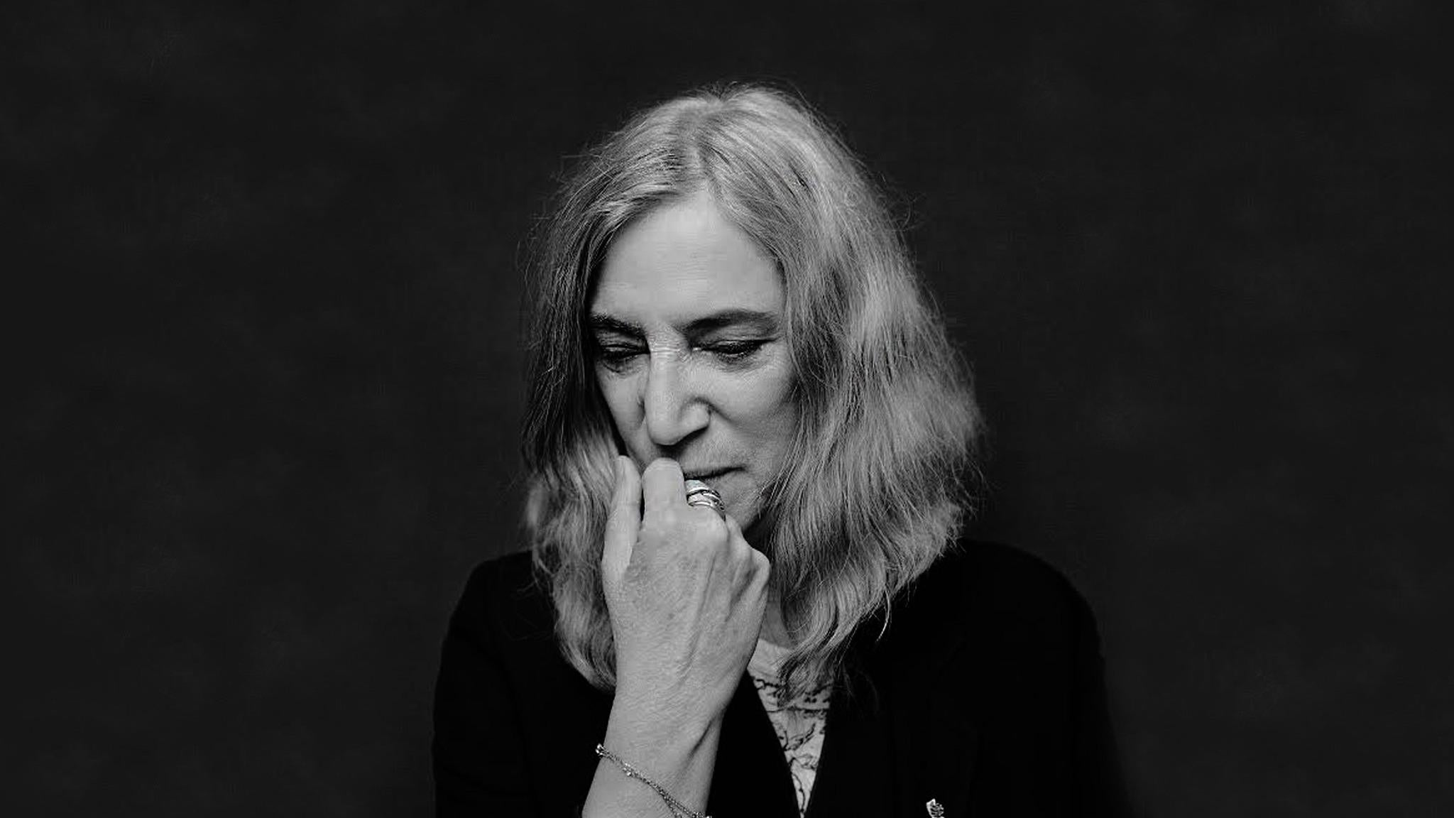 SORRY, THIS EVENT IS NO LONGER ACTIVE<br>Patti Smith at Teragram Ballroom - Los Angeles, CA 90017