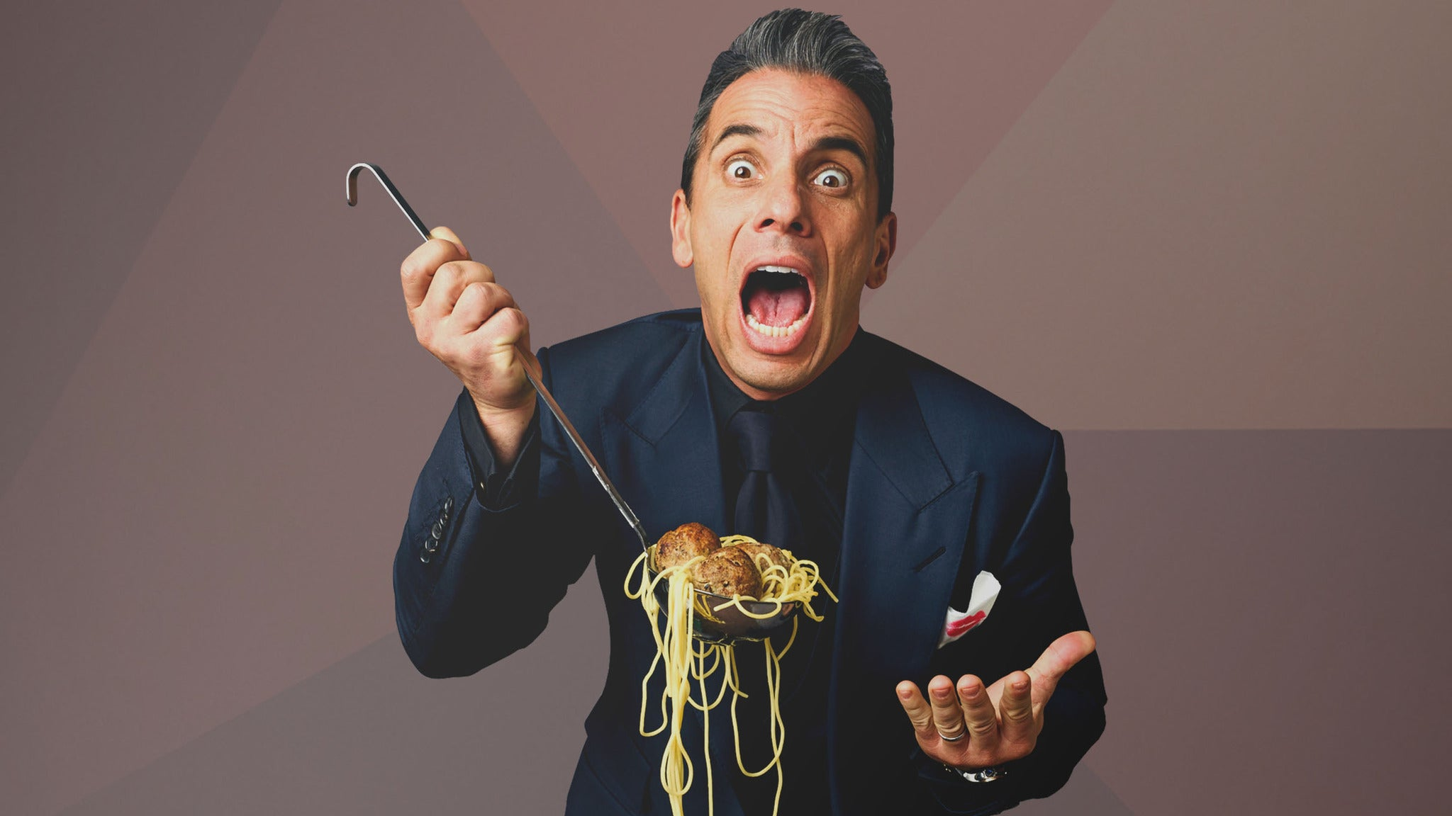 Sebastian Maniscalco: Stay Hungry Tour at Mohegan Sun Arena - Uncasville, CT 06382