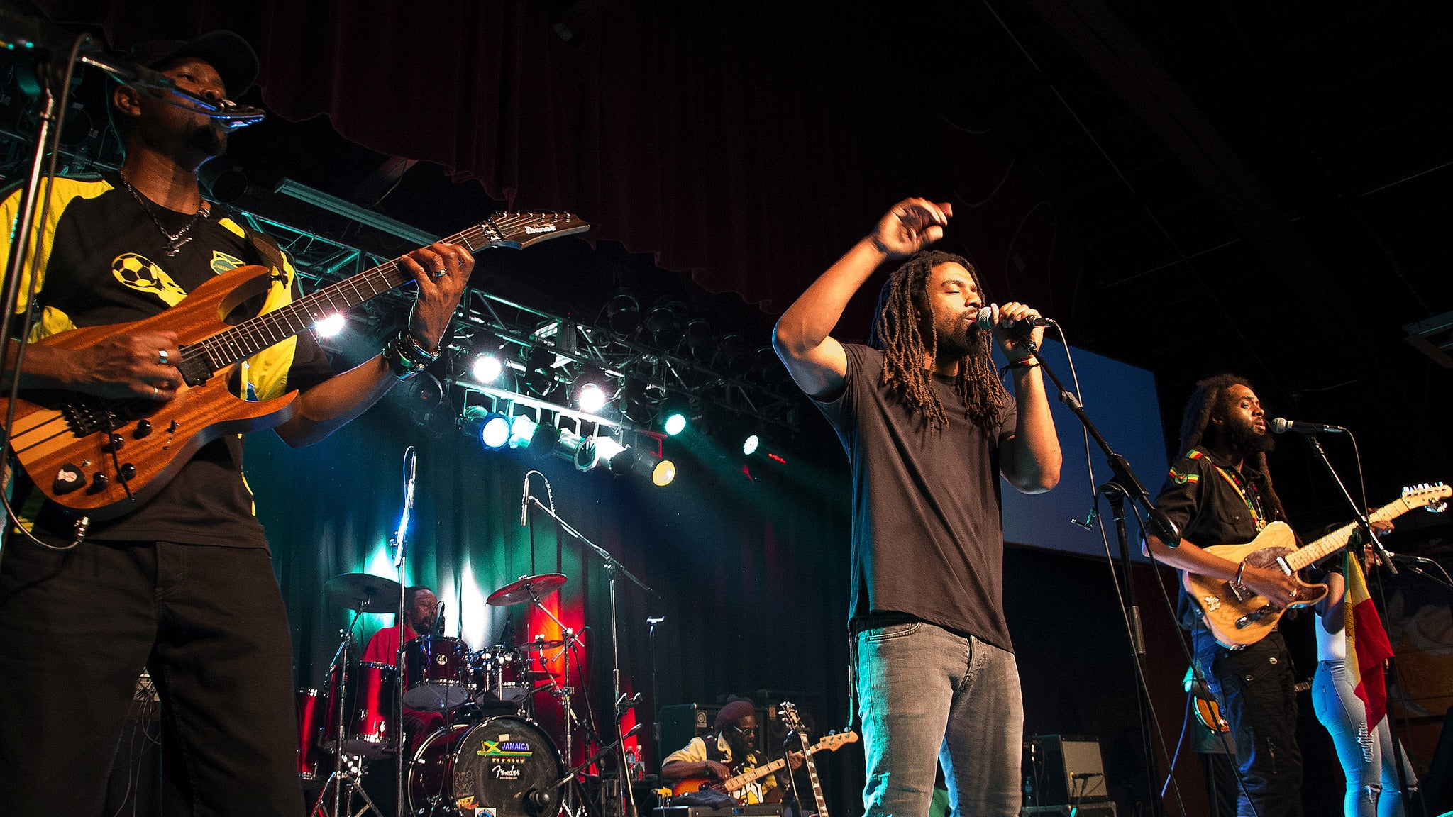 Wailers at Ace of Spades - Sacramento, CA 95811