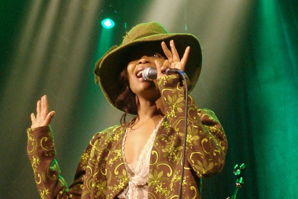 Erykah Badu at Broadbent Arena - Louisville, KY 40209