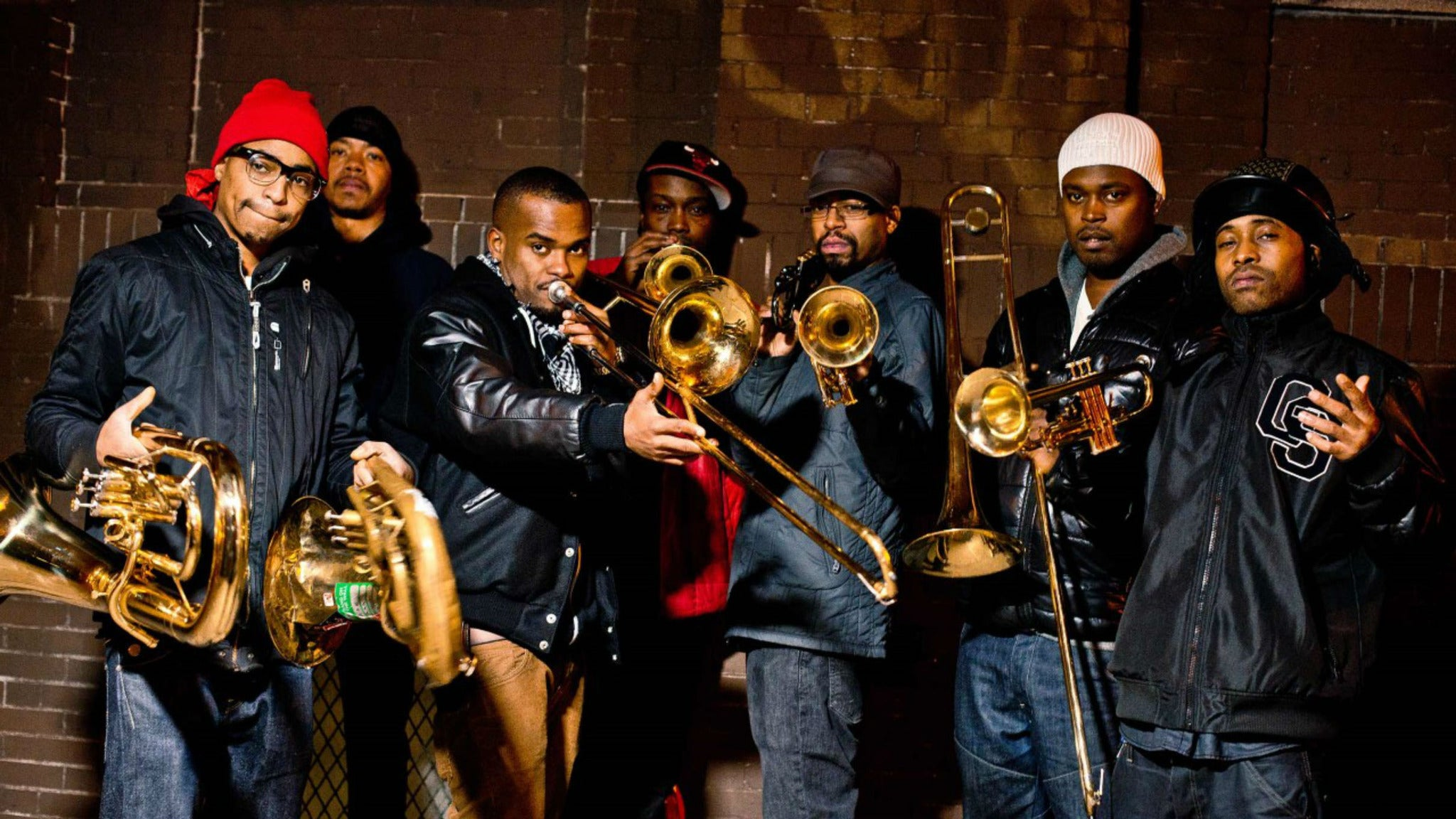 Hypnotic Brass Ensemble at Chandler Center for the Arts