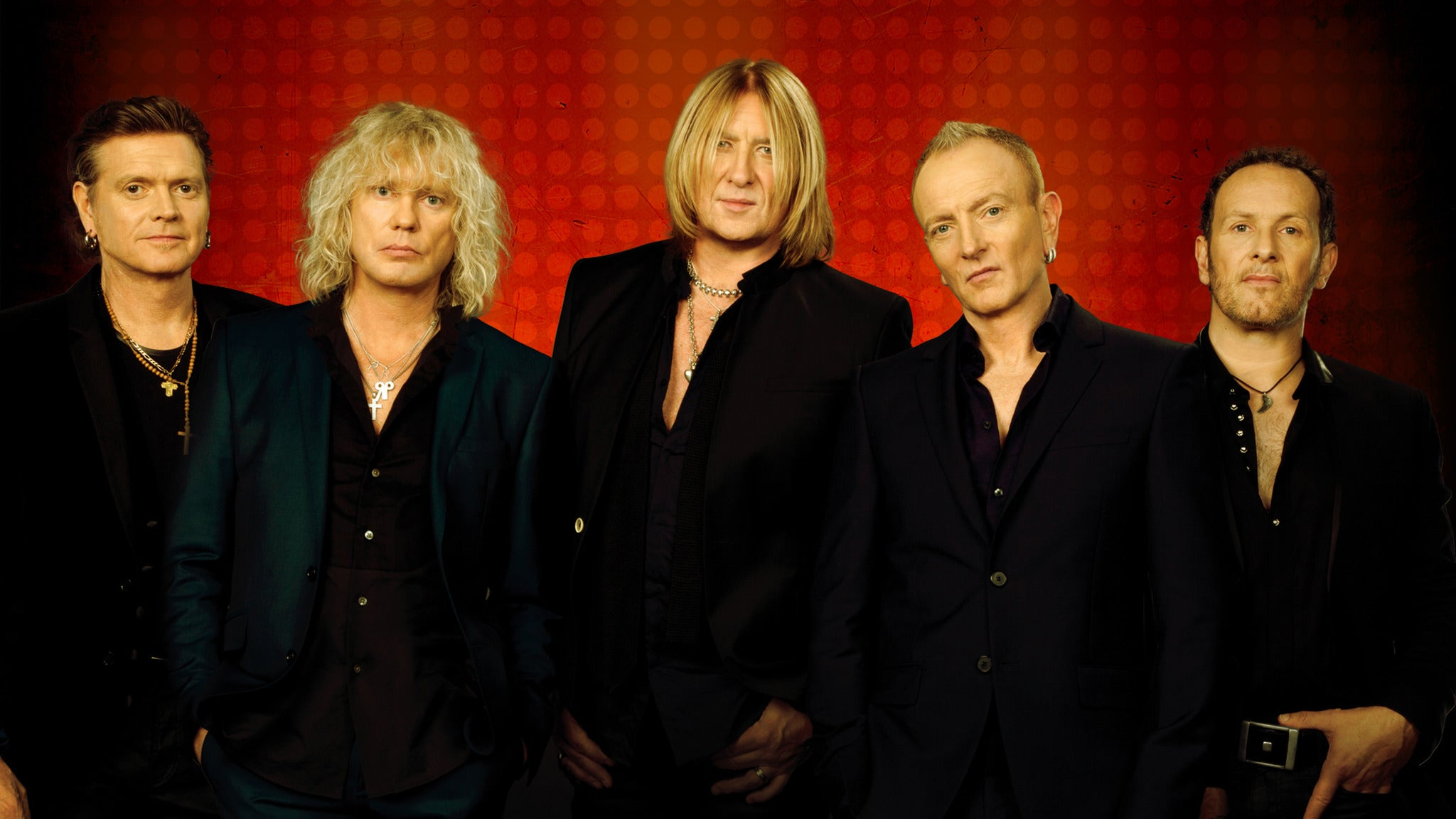 Def Leppard at Broadmoor World Arena