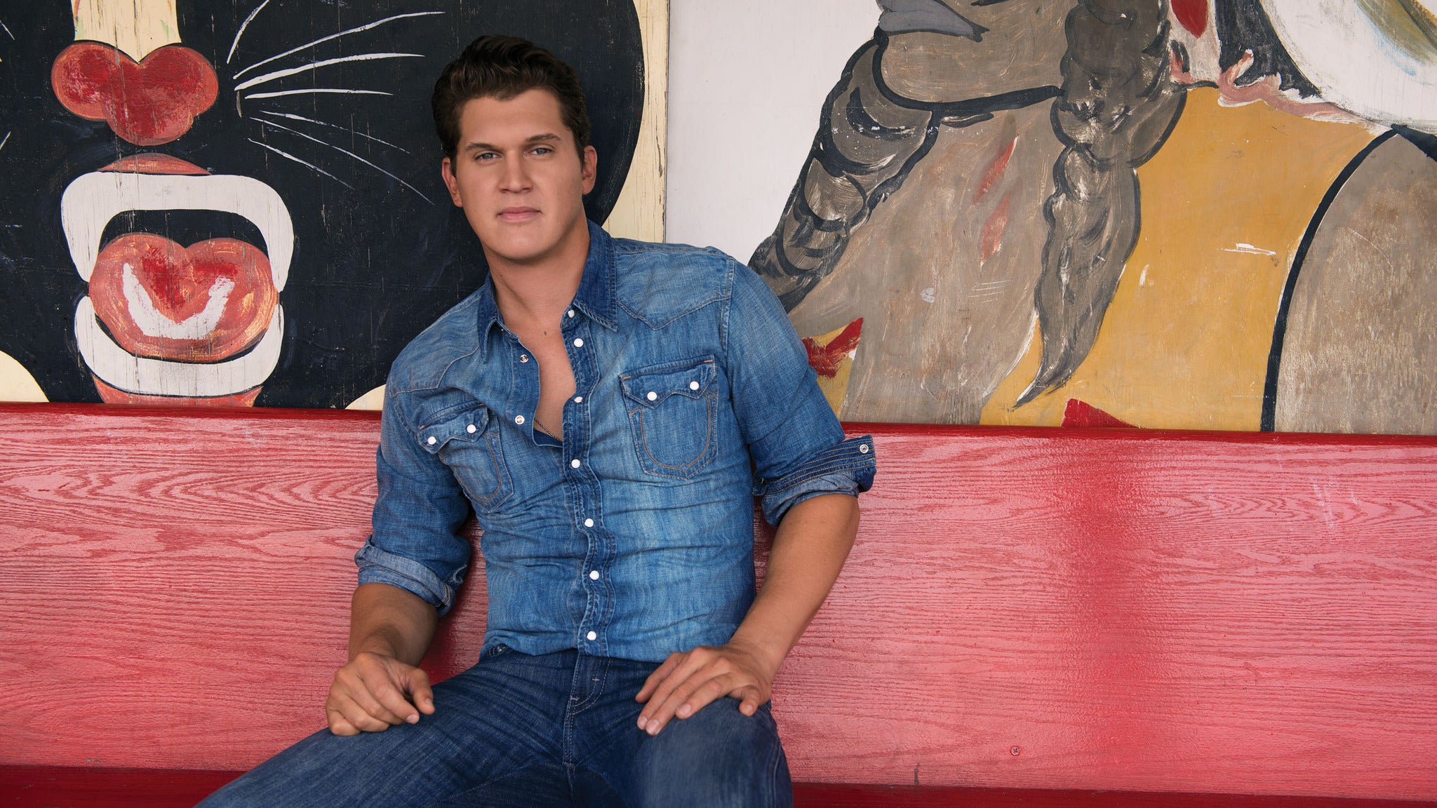 Jon Pardi at Shreveport Municipal Memorial Auditorium