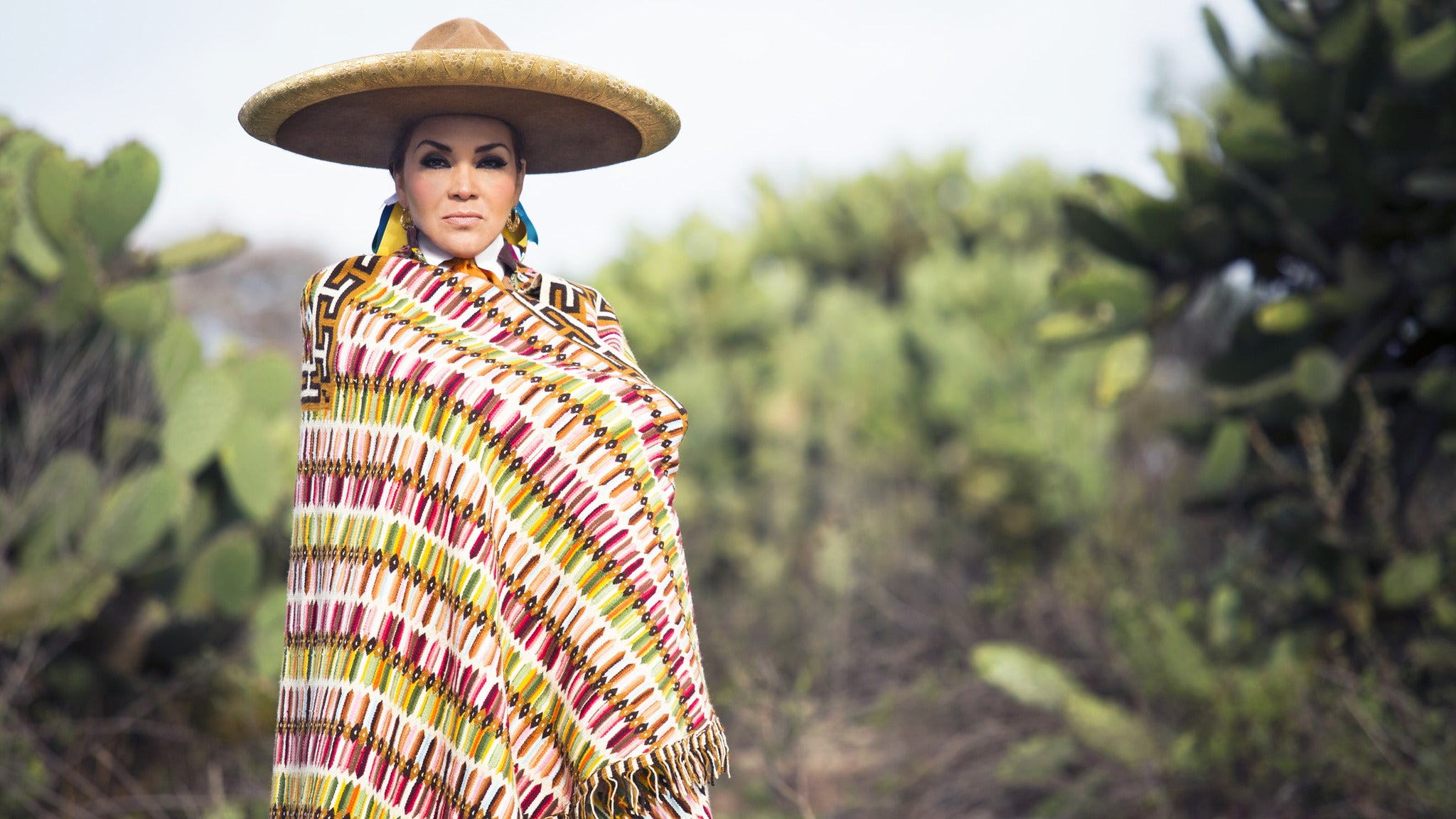 Aida Cuevas - Totalmente Juan Gabriel Tour at Bruton Theatre
