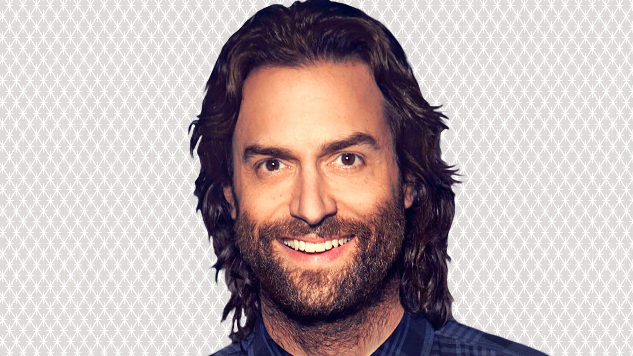 Chris D'Elia at Cone Denim Entertainment Center