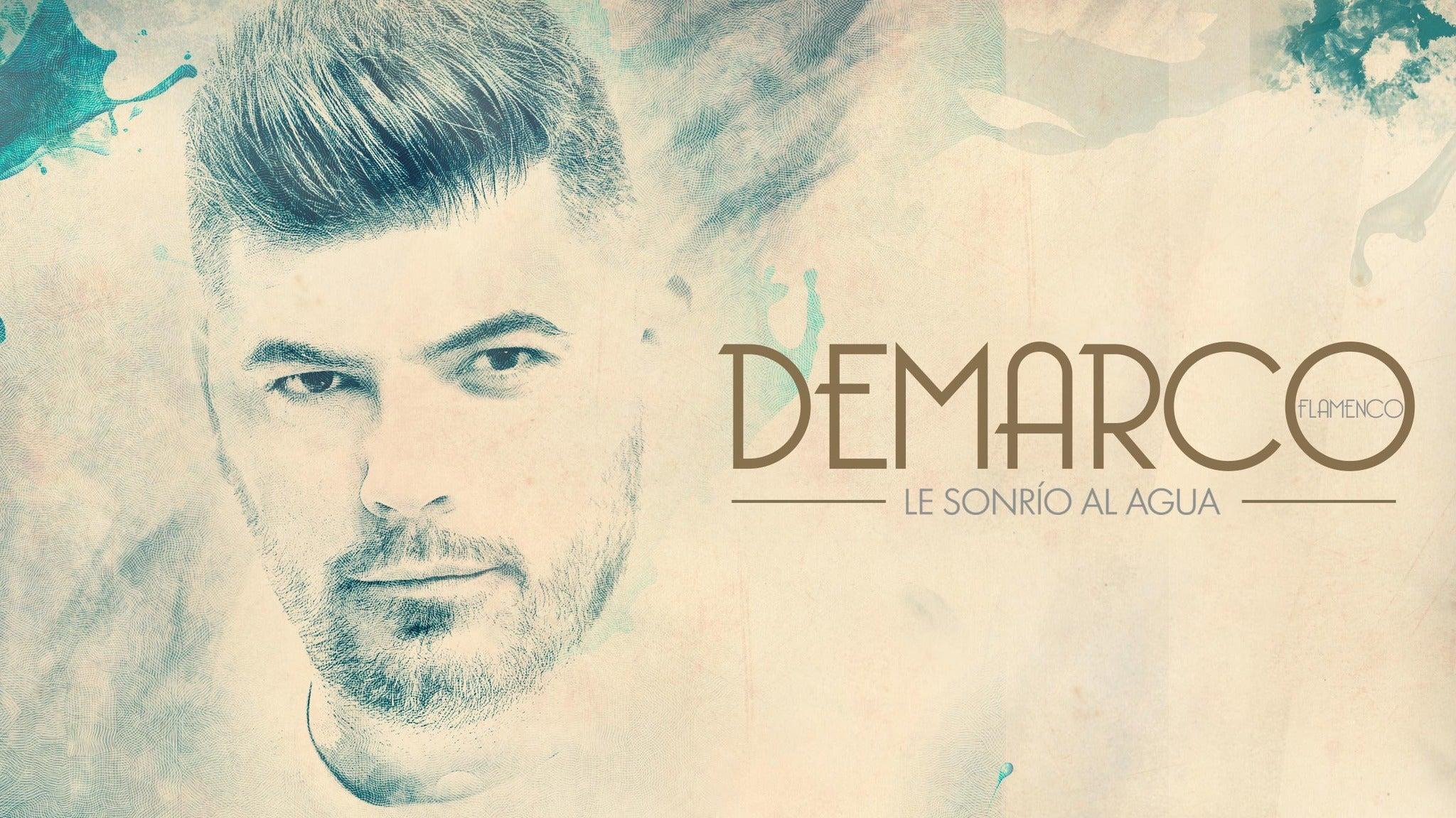 Demarco Flamenco - Le sonrío al agua