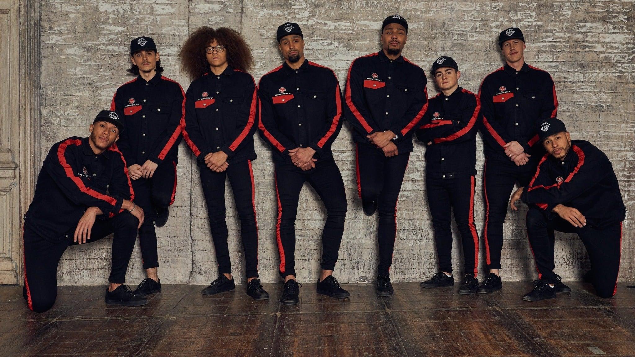 Diversity Born Ready the 10th Anniversary Tour