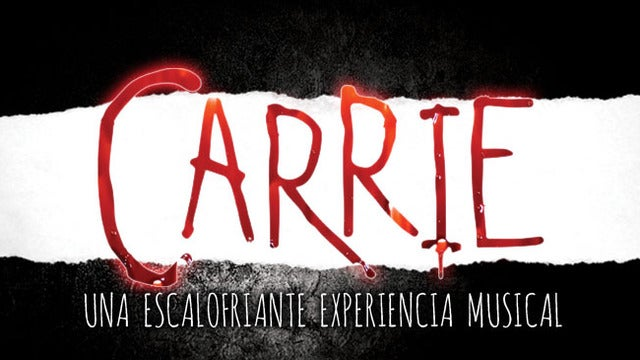 Carrie: the Musical at Macgowan Hall Little Theater