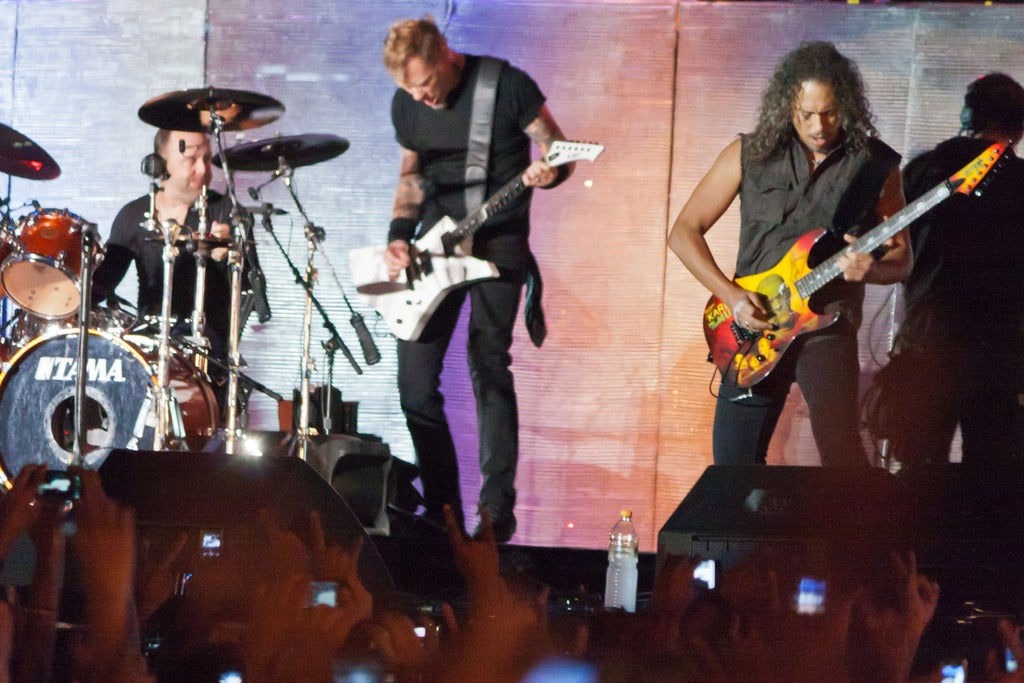 Metallica - WorldWired Tour