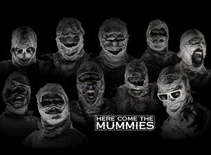 Here Come The Mummies With Tropidelic