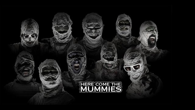 Here Come the Mummies presented by 95.7 WQMF