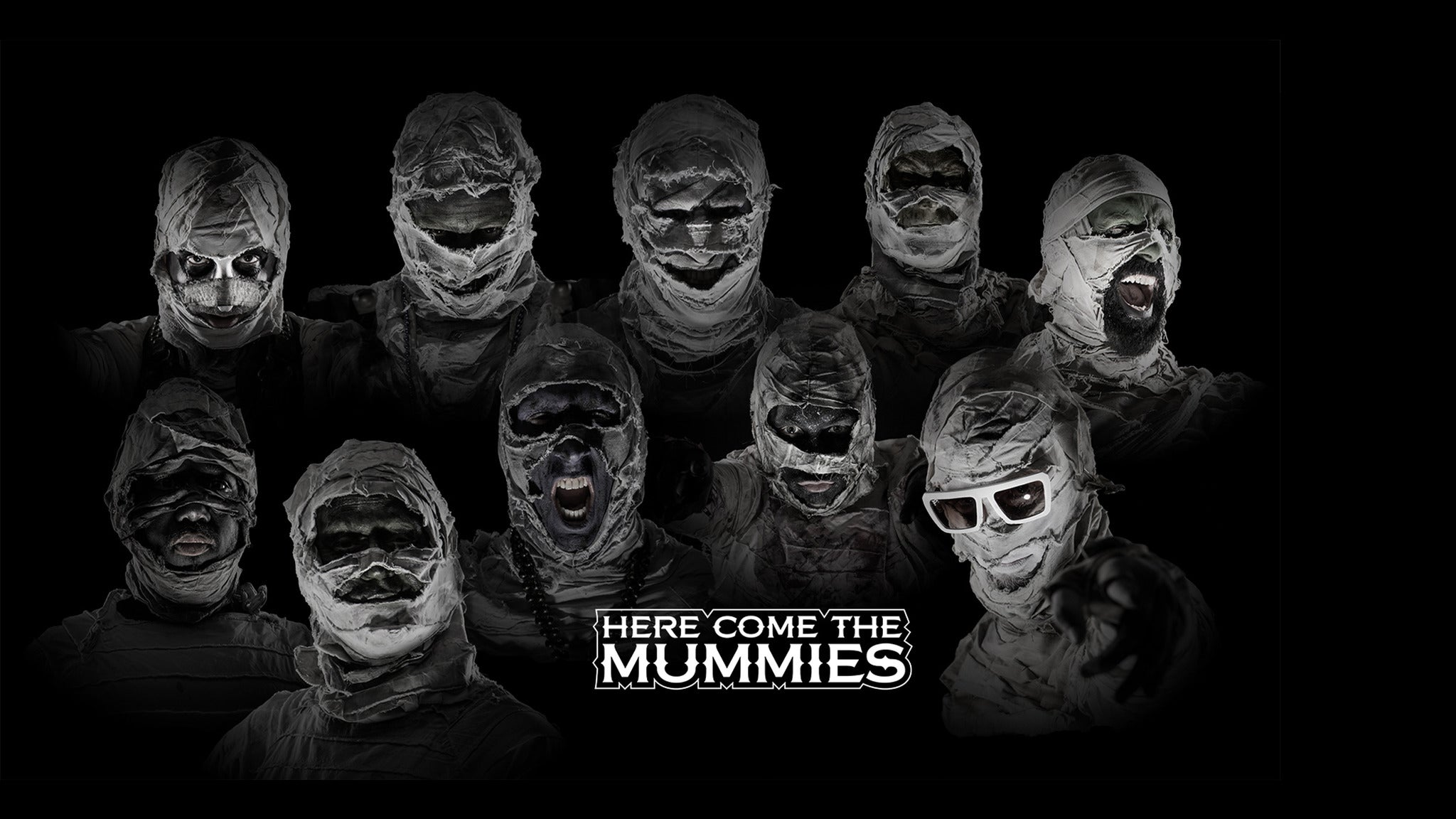 Here Come the Mummies at Delmar Hall