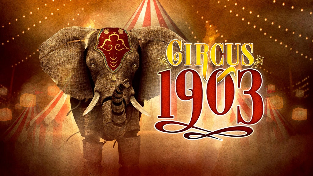 Circus 1903 - the Golden Age of Circus | Las Vegas, NV | Paris Theater | December 9, 2017