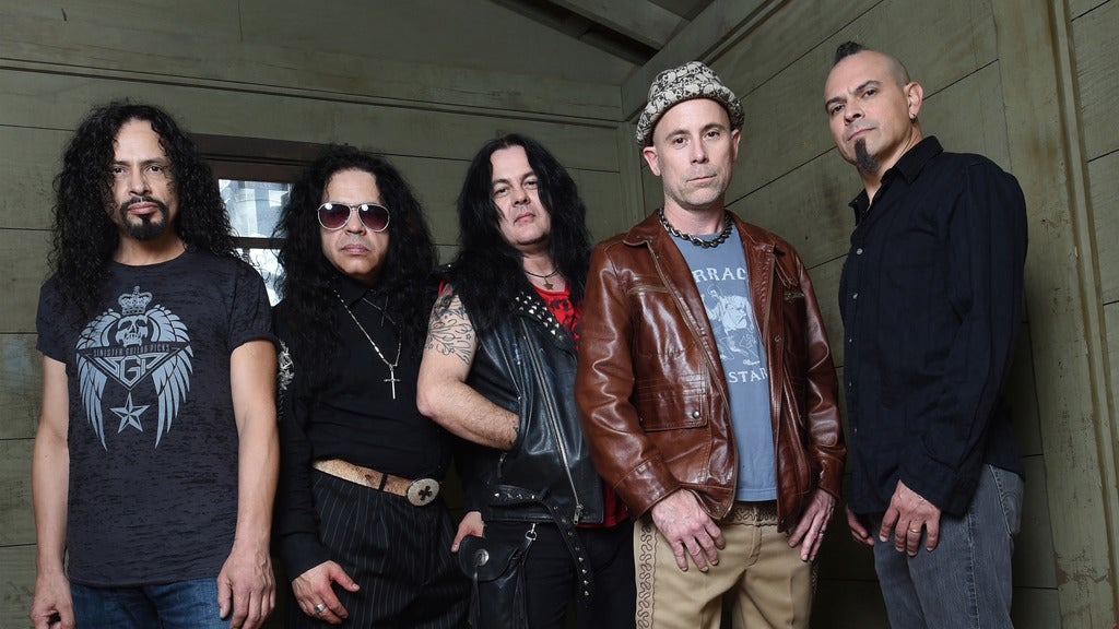 """ARMORED SAINT PERFORMING """"SYMBOL OF SALVATION"""" IN ITS ENTIRETY"""