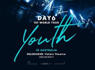 DAY6 1ST WORLD TOUR Â'YOUTHÂ' IN ATLANTA