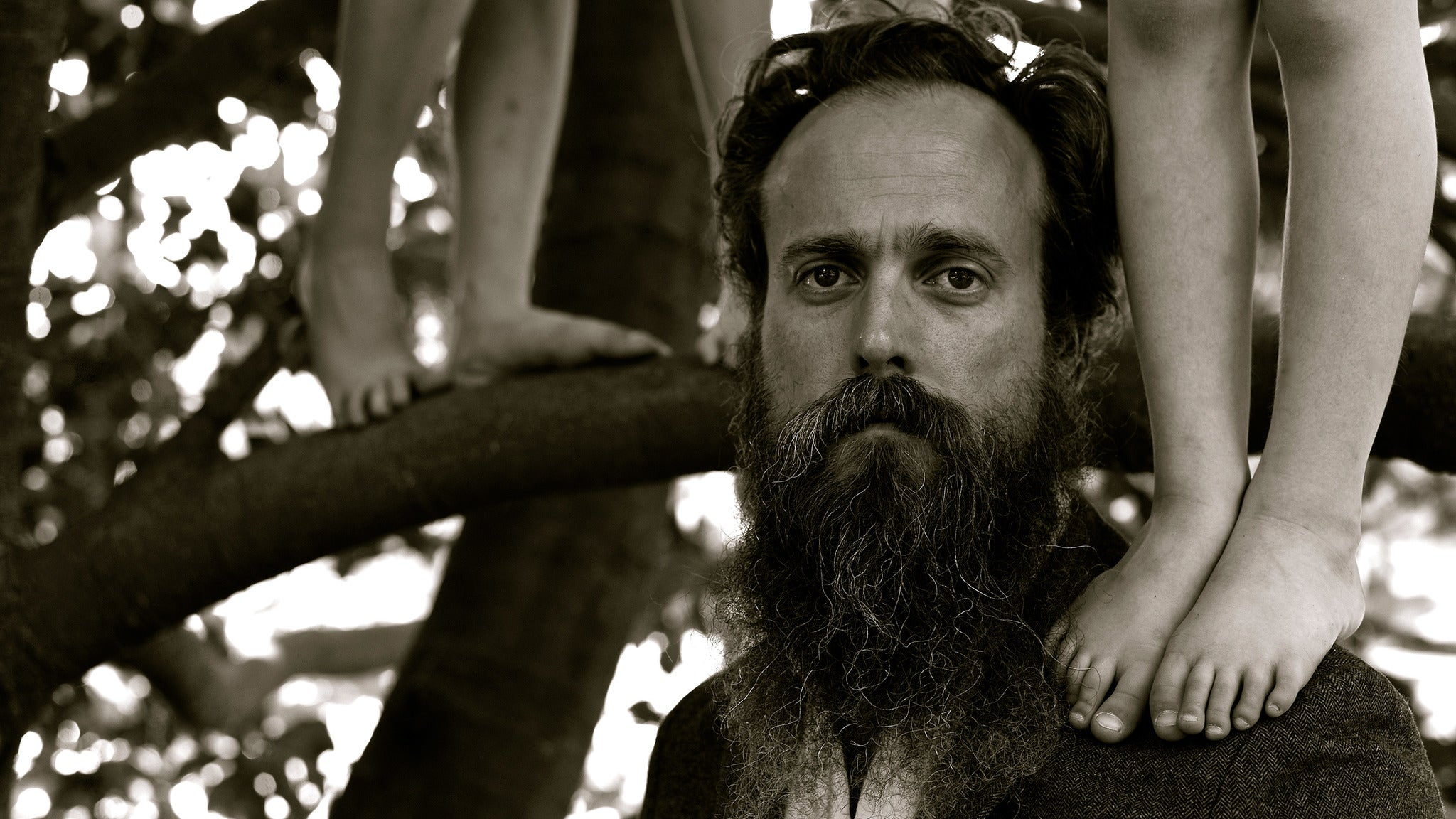 Iron and Wine at Crest Theatre - Sacramento