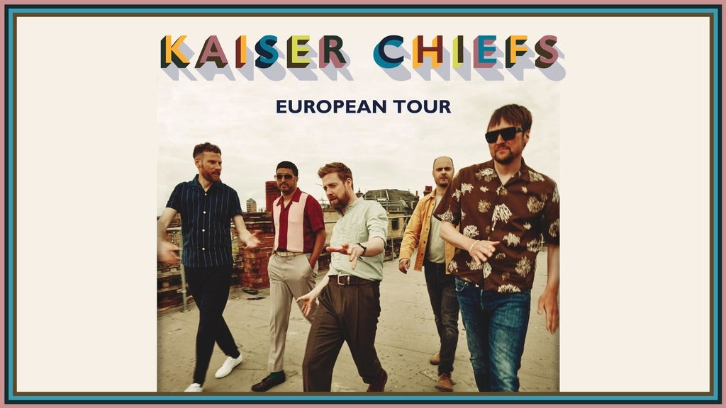 Hotels near Kaiser Chiefs Events