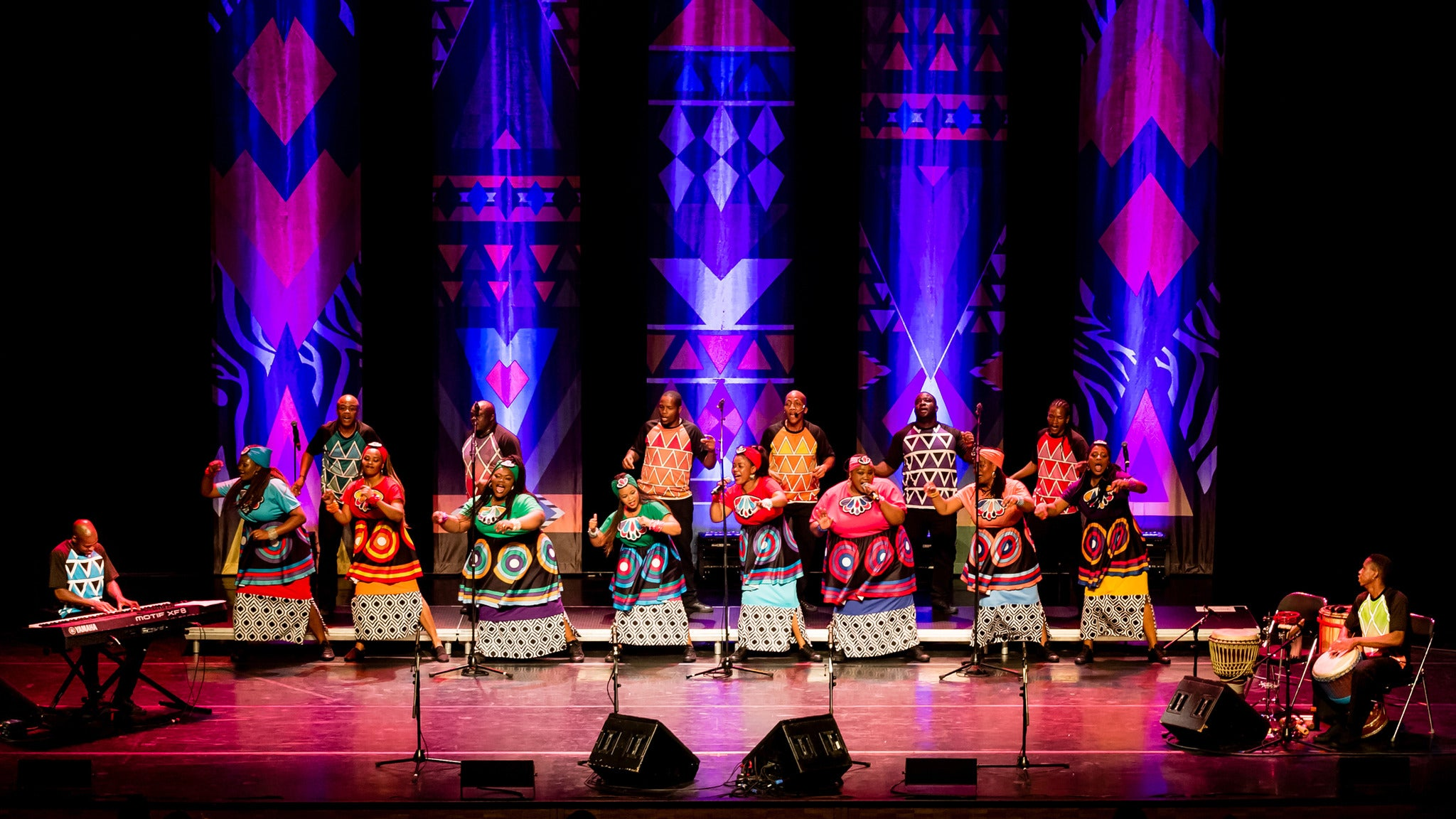 Soweto Gospel Choir at Count Basie Center for the Arts - Red Bank, NJ 07701