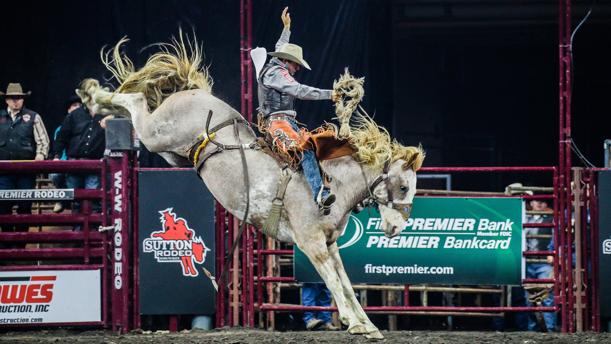 Sioux Falls PREMIER Rodeo at Denny Sanford PREMIER Center