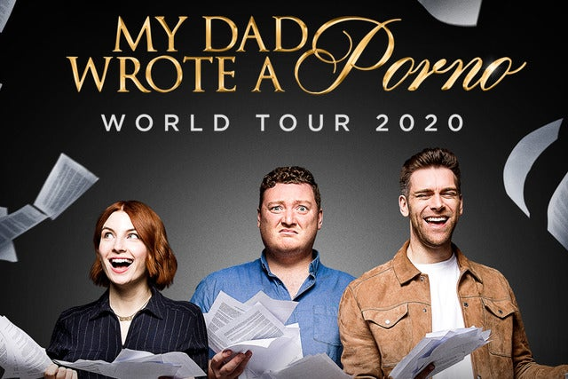 My Dad Wrote a Porno World Tour 2020 Seating Plan London Palladium