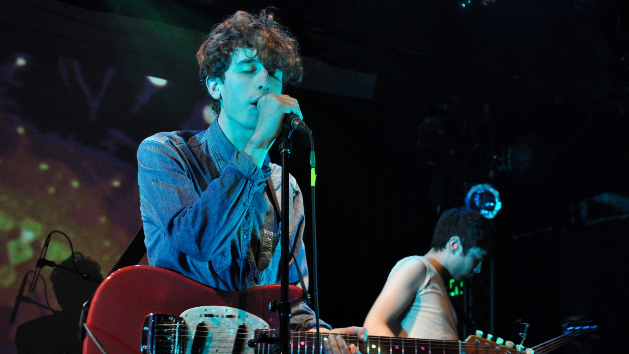 Beach Fossils with Slow Hollows at Galaxy Theatre