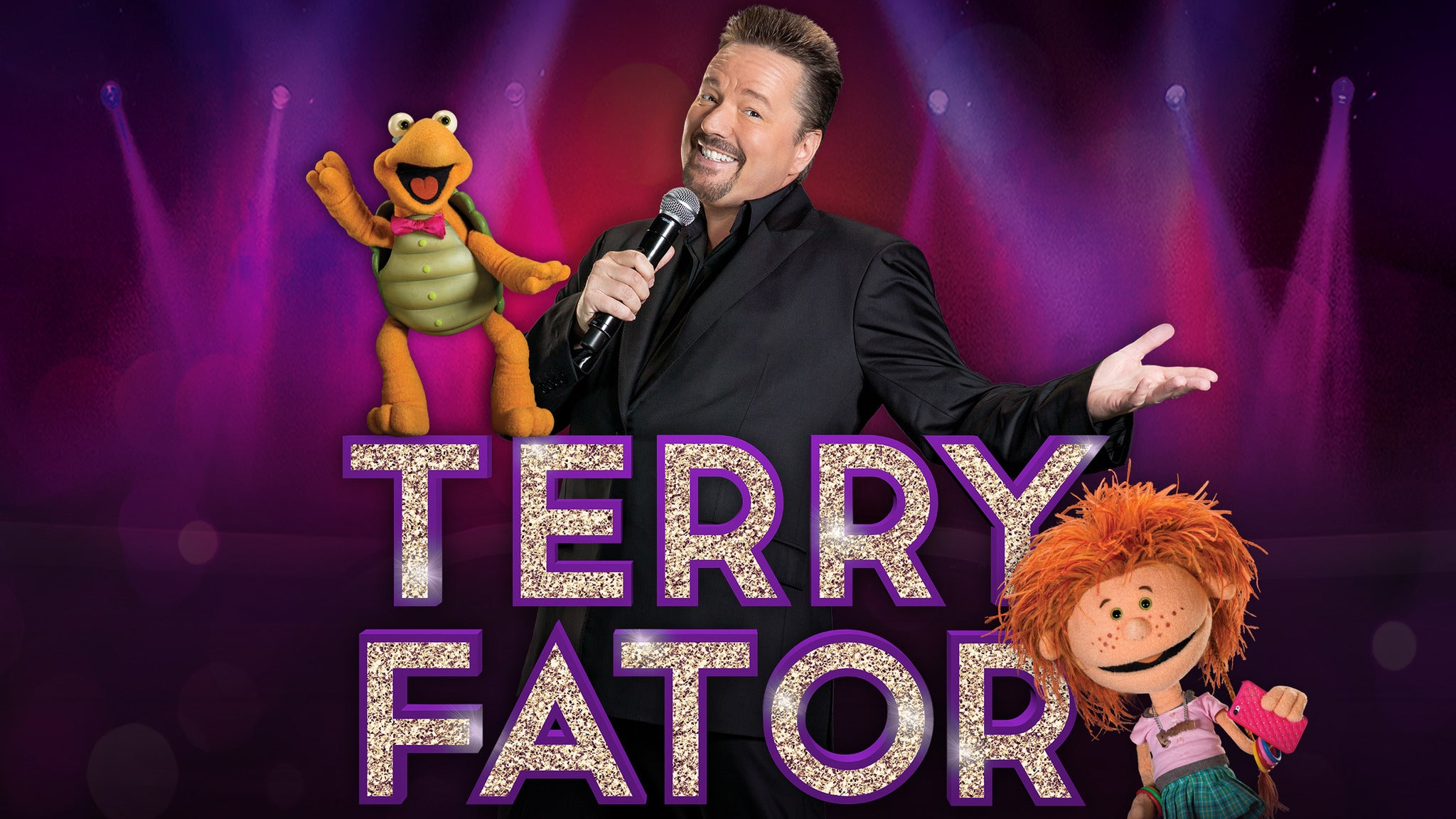 Terry Fator at Horseshoe Southern Indiana
