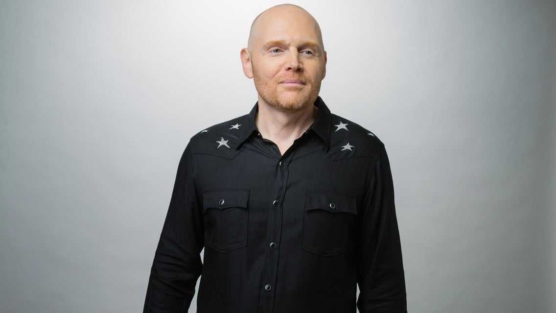 Bill Burr: 50 Manchester Apollo Seating Plan
