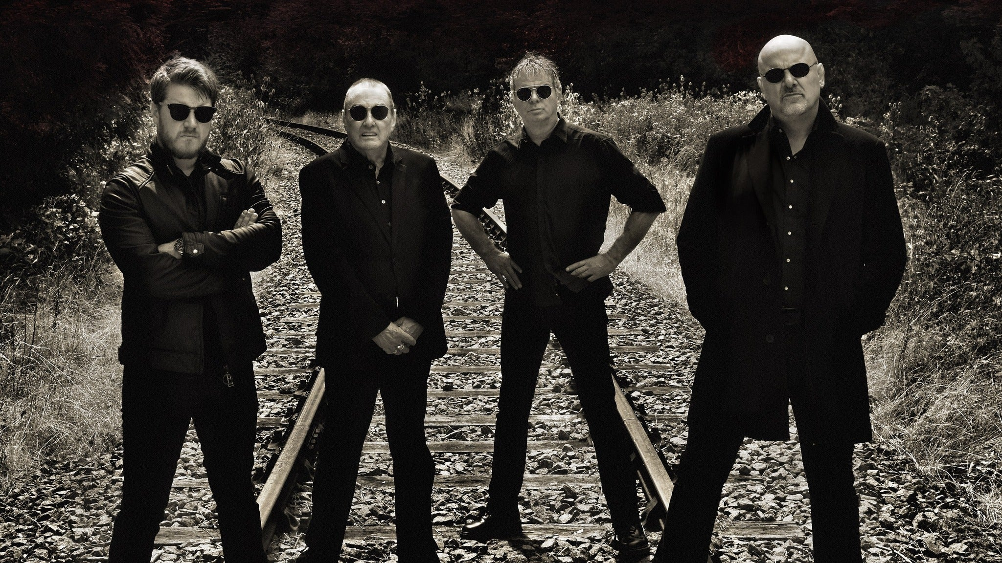 The Stranglers at Regent Theater-CA
