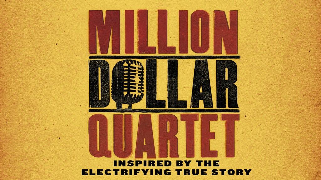 Hotels near The Million Dollar Quartet Events