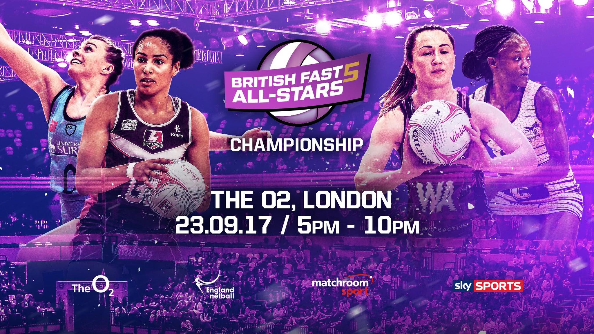 British Fast5 All-Stars