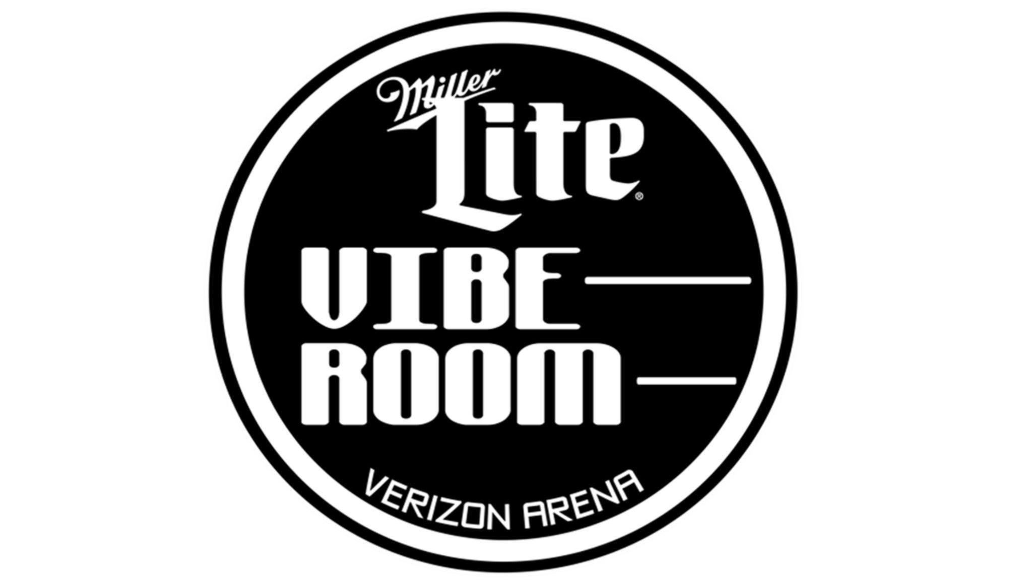 Miller Lite Vibe Room - 1/17/19