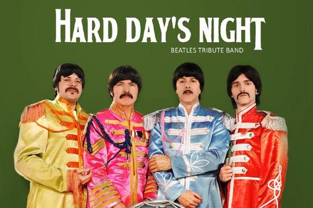 Hard Days Night Beatles Trib/Jumping Jack Flash Rolling Stones Trib