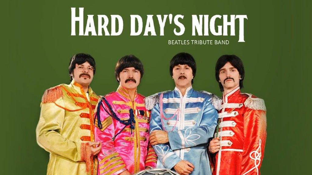 Hotels near Hard Day's Night Events