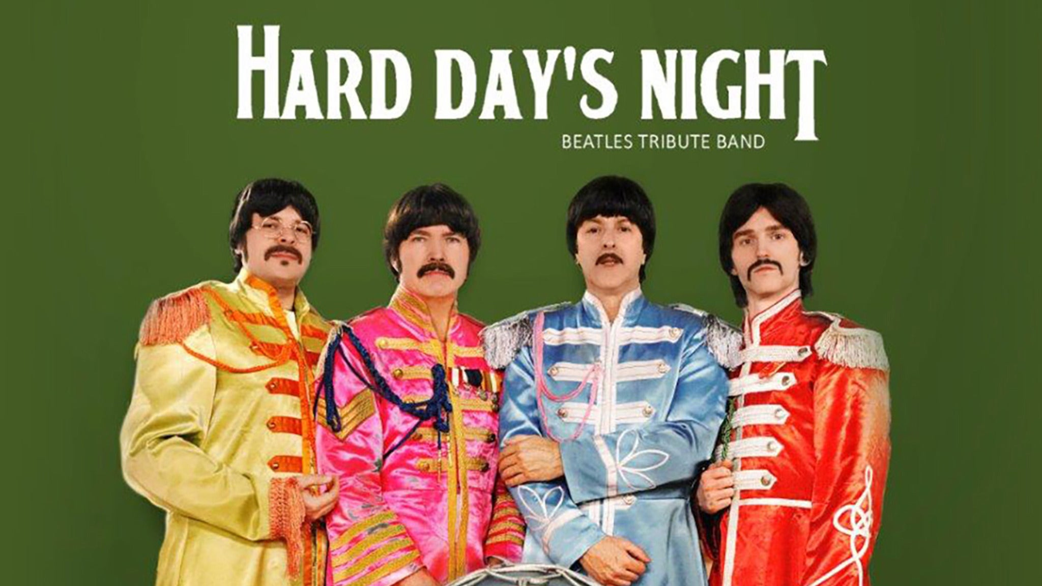 The Beatles Tribute by Hard Days Night