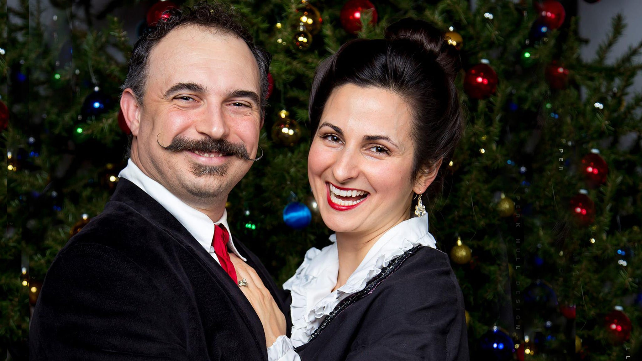 Maryland Entertainment Group presents A Victorian Christmas