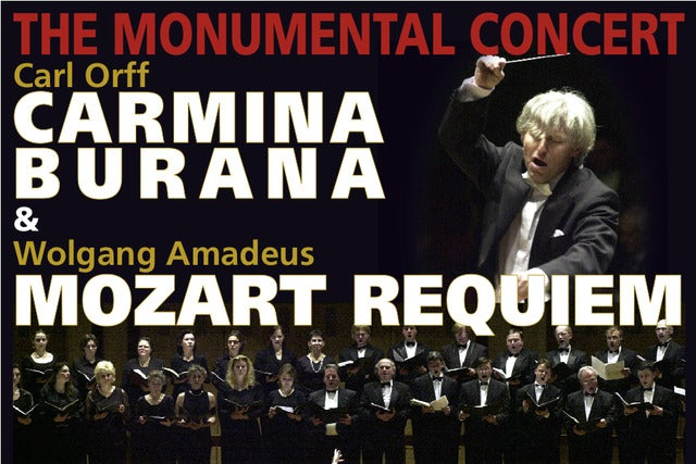 Carmina Burana at Spreckels Theatre